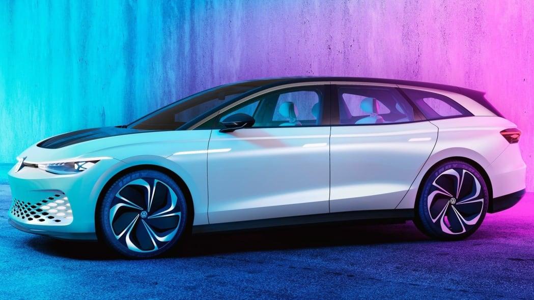 Third Place: Volkswagen ID Space Vizzion Concept — 39 points