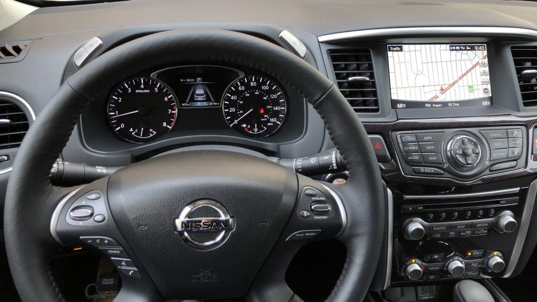 2020 Nissan Pathfinder Rock Creek Edition