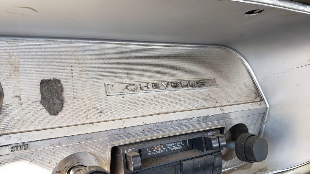 19 - 1965 Chevrolet Malibu in Colorado junkyard - photo by Murilee Martin