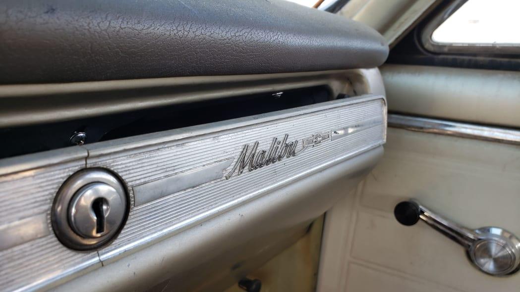 21 - 1965 Chevrolet Malibu in Colorado junkyard - photo by Murilee Martin