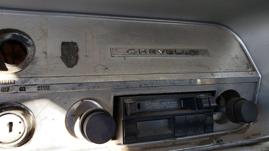 22 - 1965 Chevrolet Malibu in Colorado junkyard - photo by Murilee Martin
