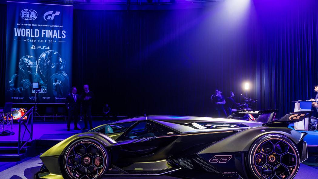Lamborghini Lambo V12 Vision GT