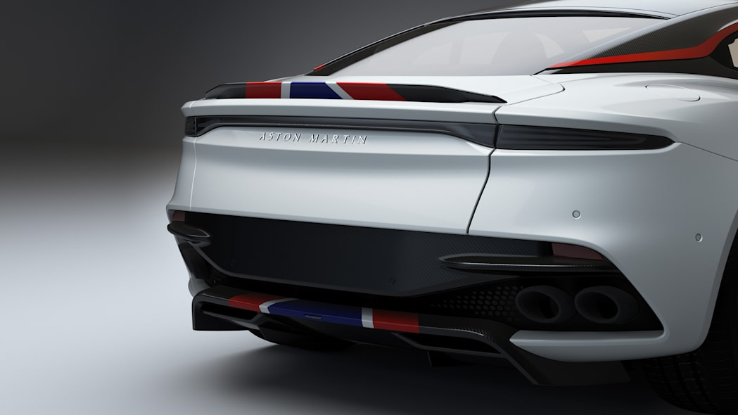 Aston Martin- DBS Superleggera Concorde Edition