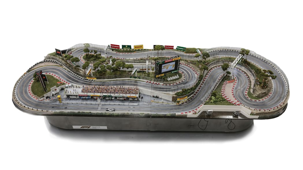 Formula 1 Slot Car Racetrack Peter Seabrook ©2019 Courtesy of RM Sotheby's_2