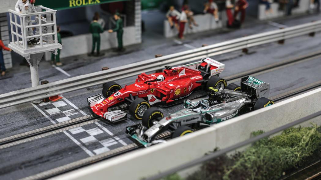 Formula 1 Slot Car Racetrack Peter Seabrook ©2019 Courtesy of RM Sotheby's_3