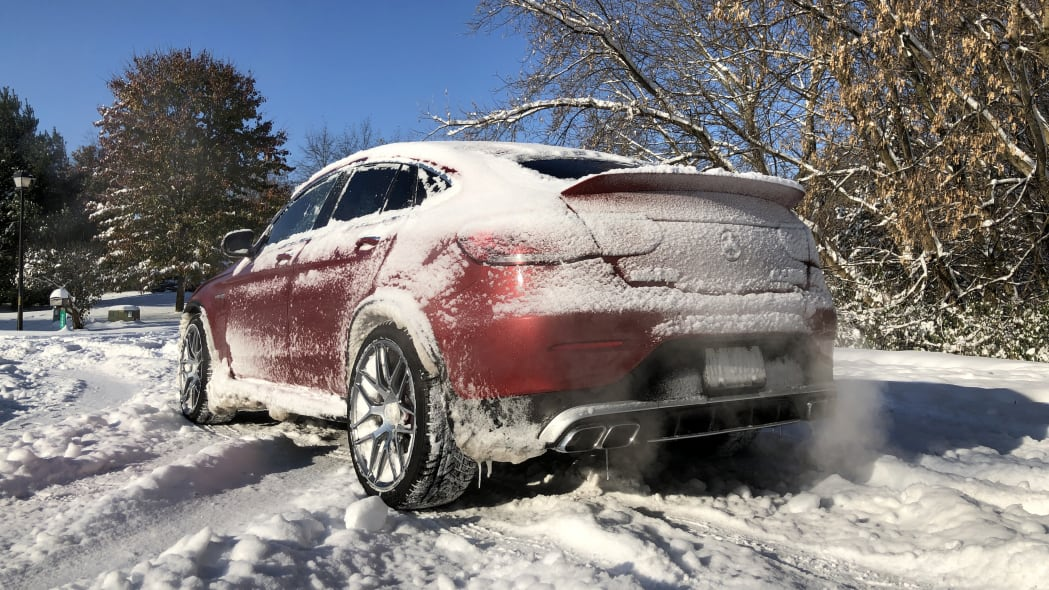 2020 Mercedes-AMG GLC 63 S Coupe