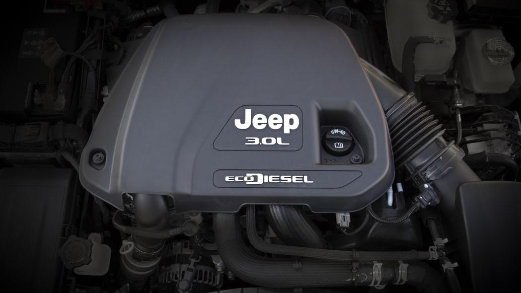 2020 Jeep Wrangler EcoDiesel Sahara