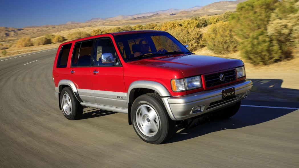 1997 Acura SLX SH-AWD restomod
