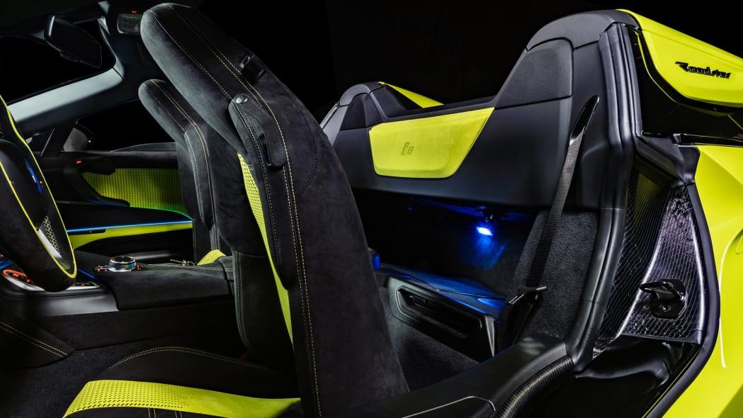 BMW i8 Roadster LimeLight Edition