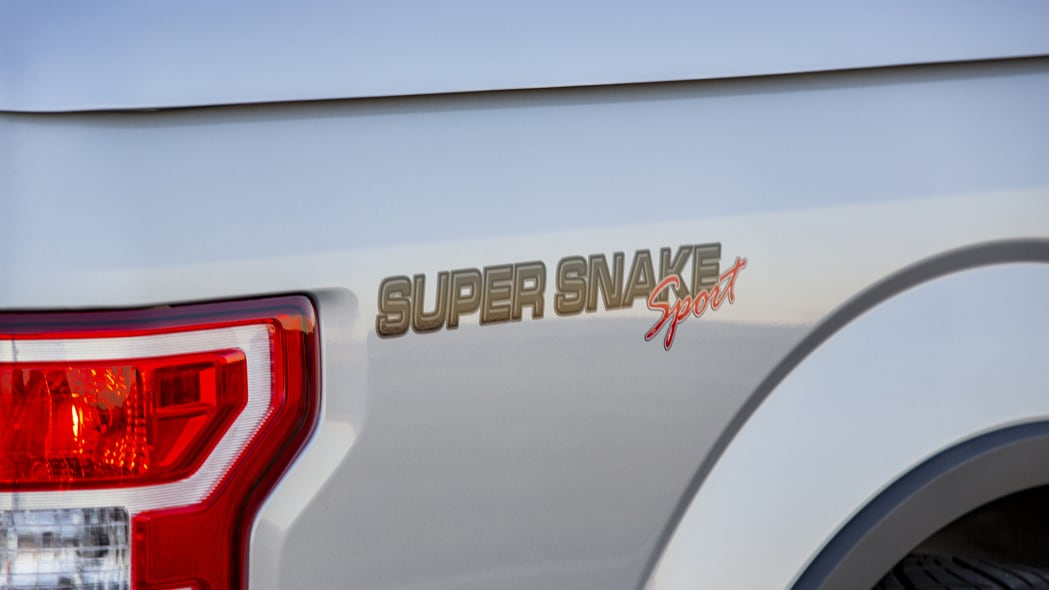 2020 Shelby F-150 Super Snake supercharged