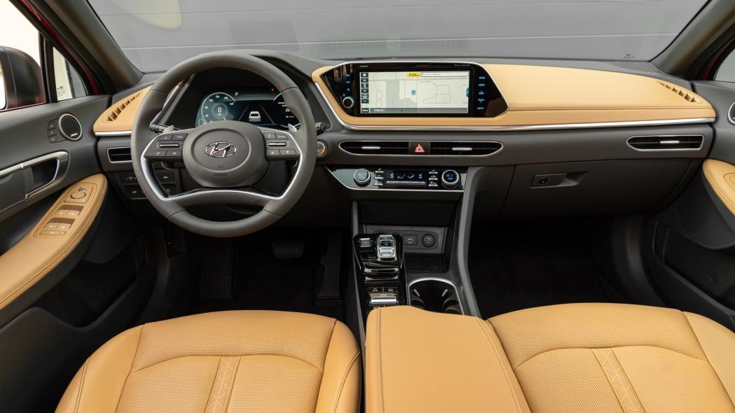 2020 Hyundai Sonata Limited Interior_100-1