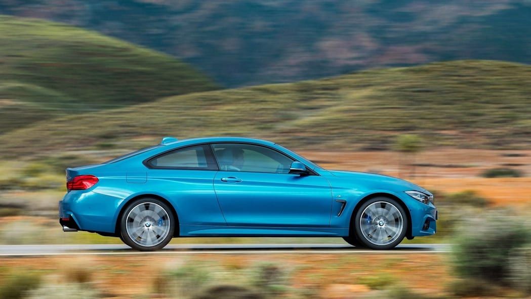 10. BMW 4 Series Coupe
