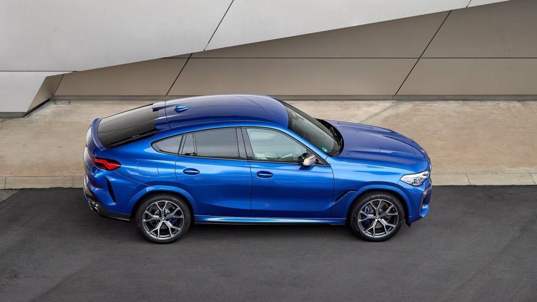 7. BMW X6