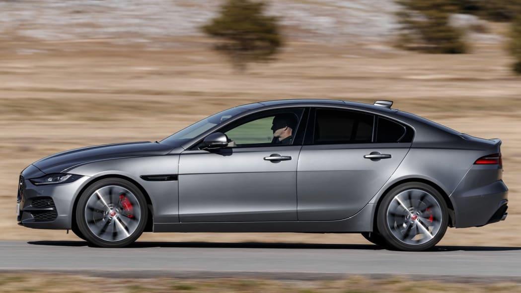 3. Jaguar XE