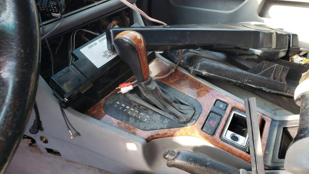 06 - 1998 BMW 528i in California junkyard - photo by Murilee Martin