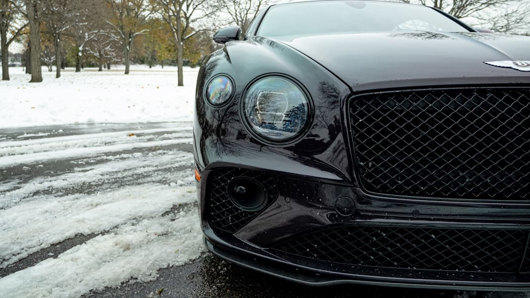 2020 Bentley Continental GT V8 First Edition