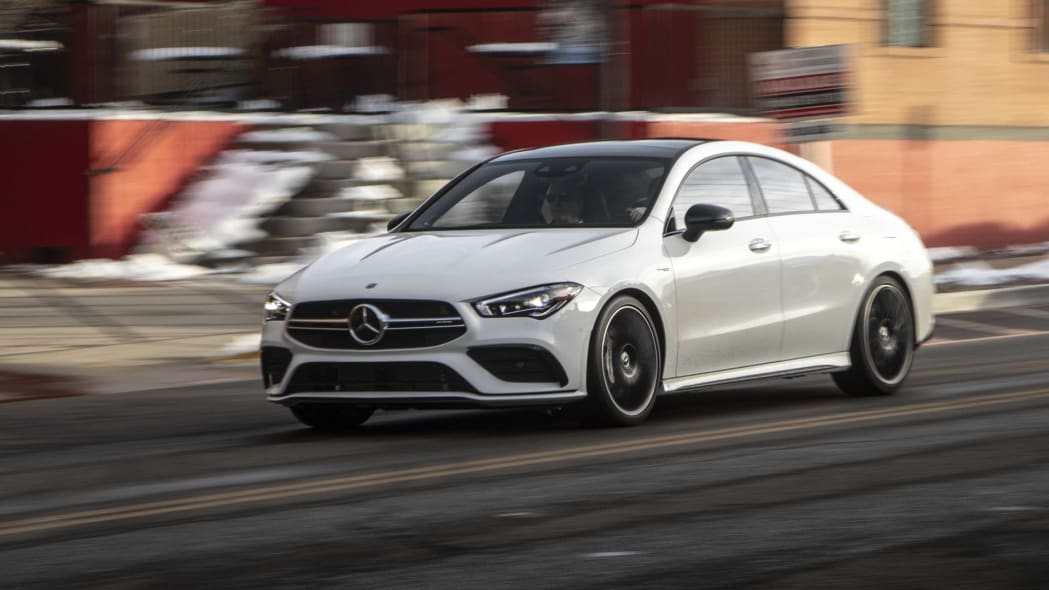 2020 Mercedes-AMG CLA 35 First Drive | Stylish and fun but an iffy value