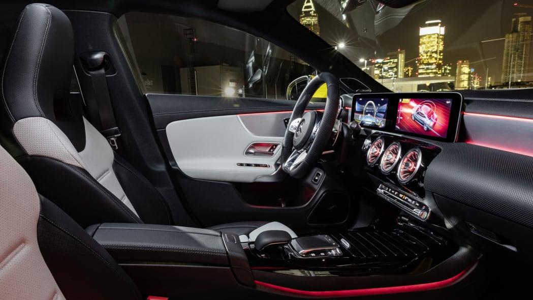Mercedes-AMG CLA 35 4MATIC (2019)