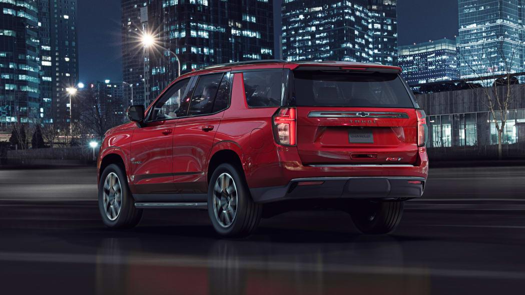 2021 Chevrolet Tahoe RST-005