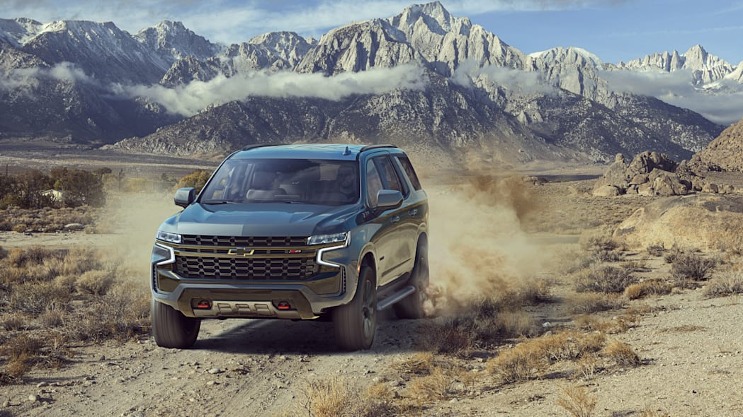 2021 Chevrolet Tahoe Z71-001