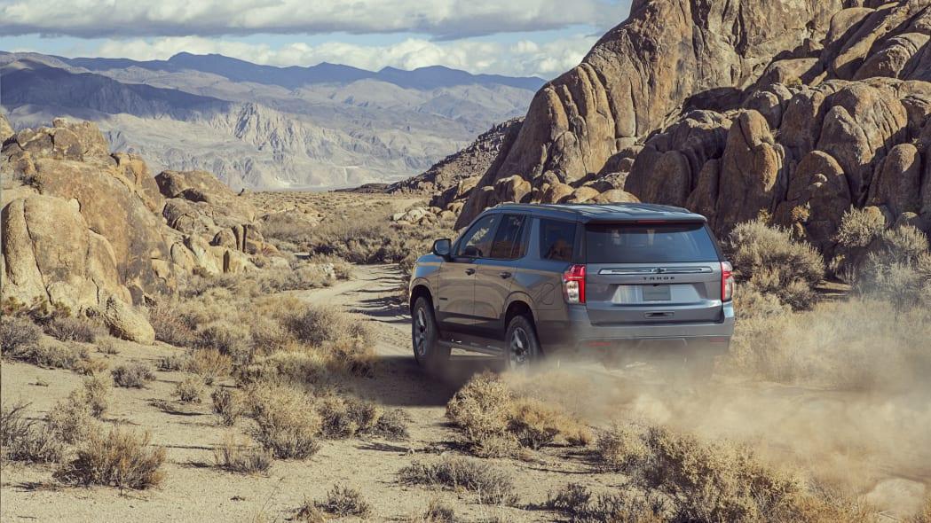 2021 Chevrolet Tahoe Z71-002