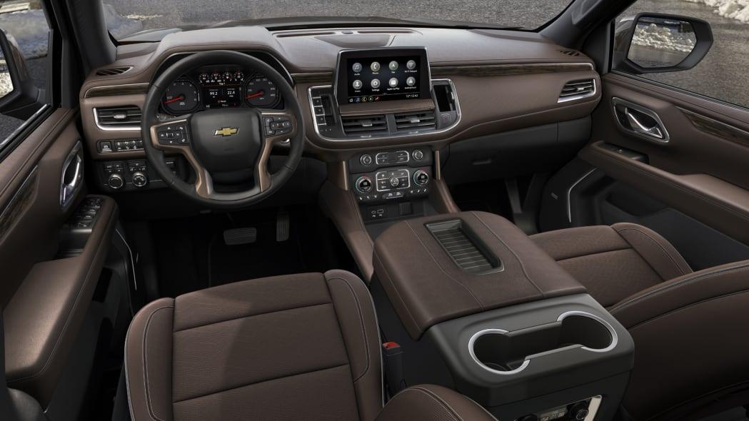 2021 Chevrolet Suburban-007