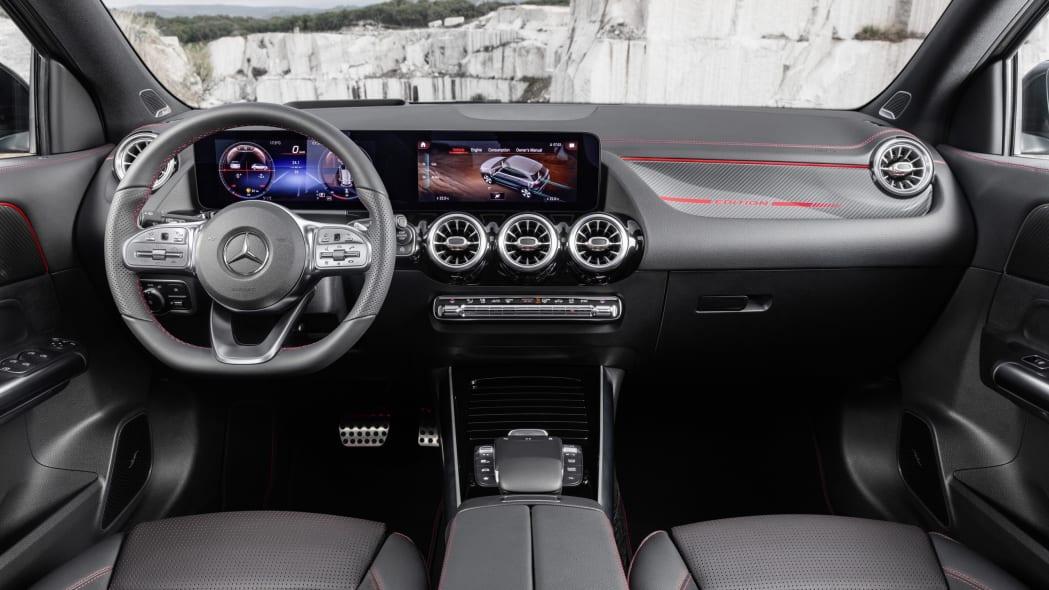 Mercedes-Benz GLA, H 247, 2019