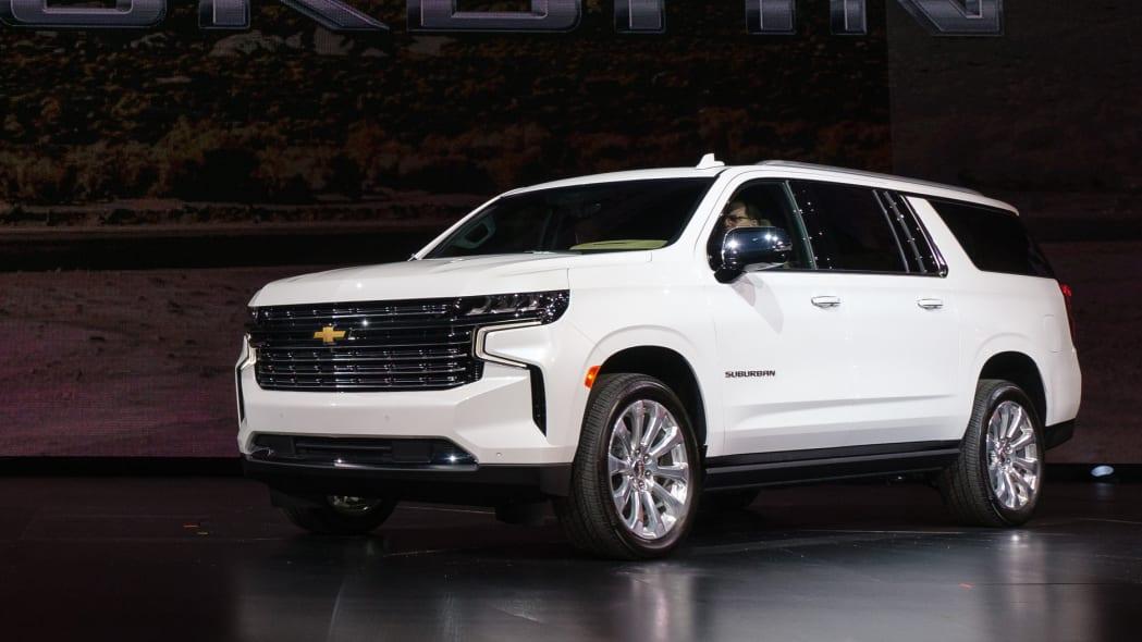 2021 Chevrolet Suburban Reveal