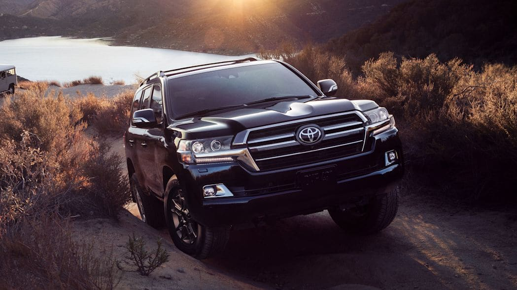 Toyota Land Cruiser: 1.5%