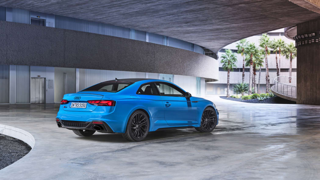 2020 Audi RS 5 Coupe and RS 5 Sportback