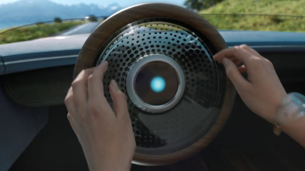 Honda Augmented Driving Concept for CES