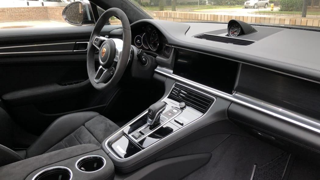 2019 Porsche Panamera Sport GTS Sport Turismo