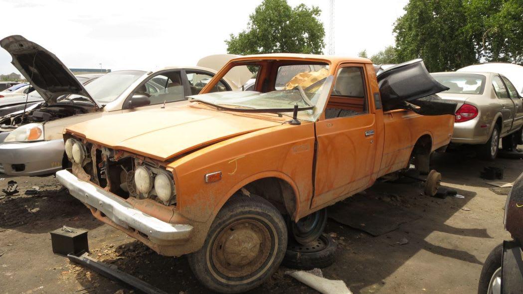 1978 Toyota Hilux longbed pickup