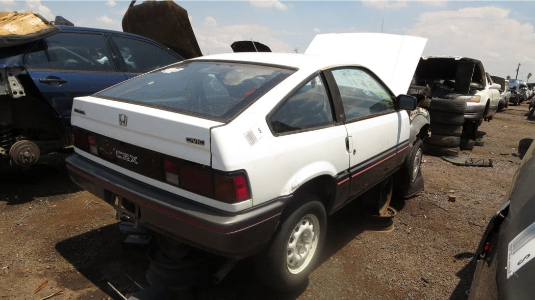 1987 Honda Civic CRX
