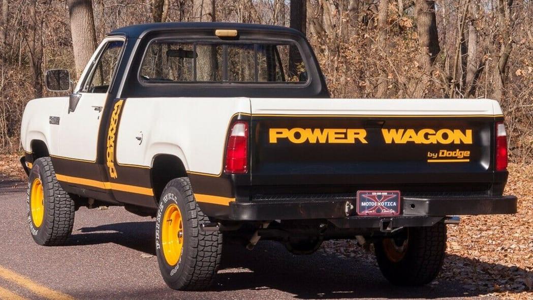 79 Dodge Power Wagon bed
