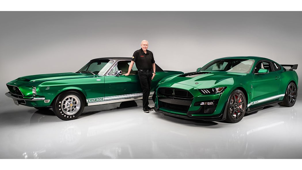 2020 Ford Mustang Shelby GT500 EXP500