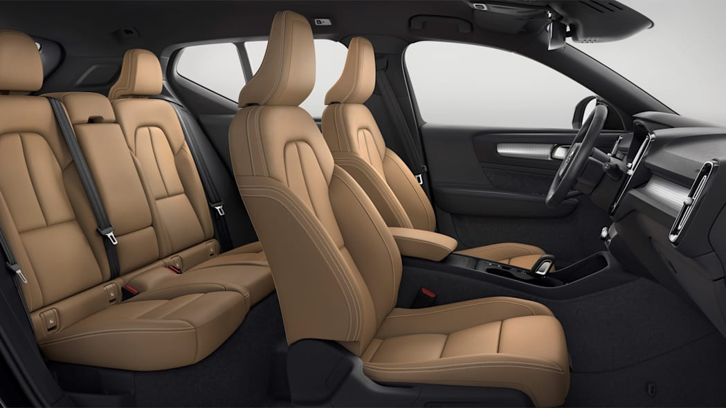 New Volvo XC40 - interior