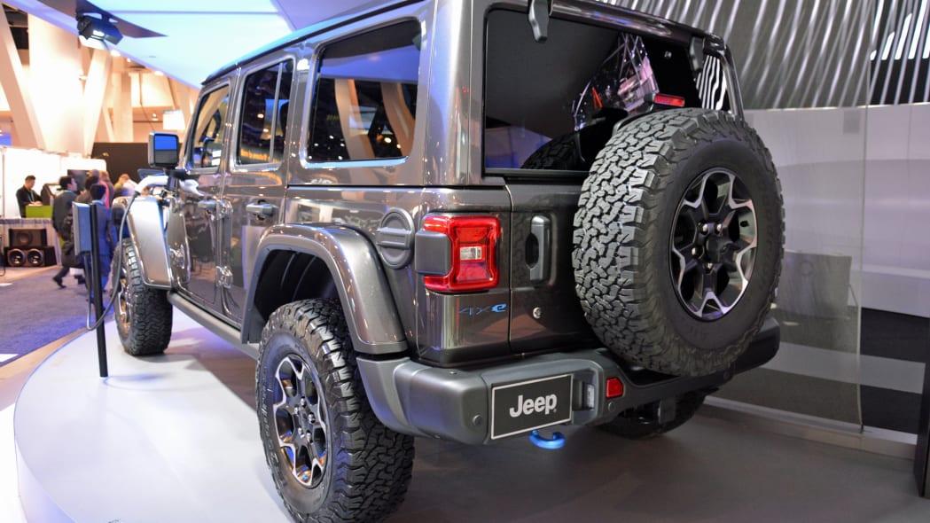 Jeep PHEV