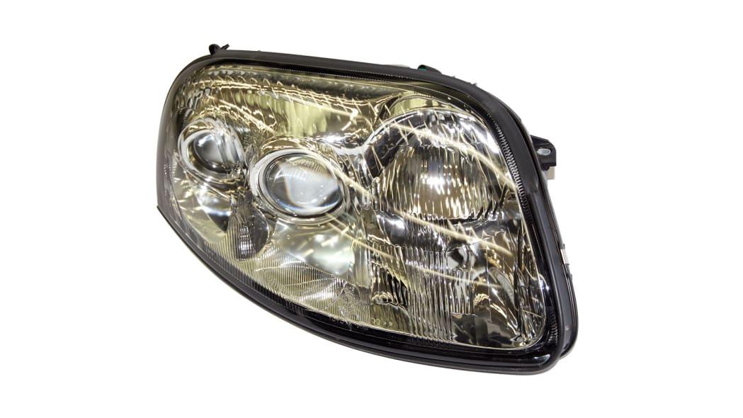 Toyota Supra A80 headlight