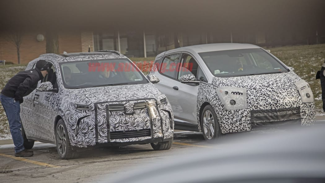 Chevy Bolt-based prototype