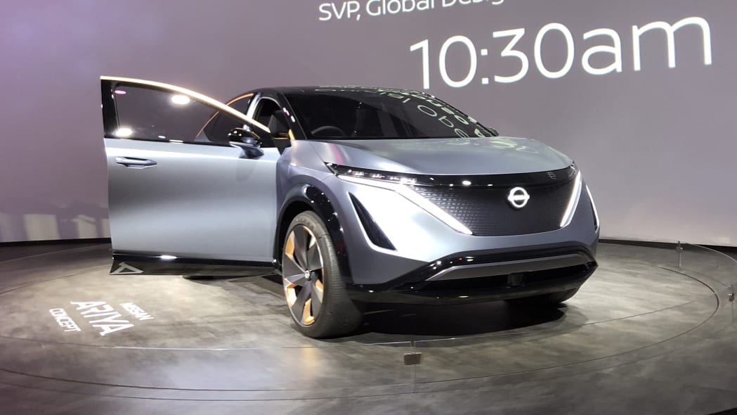 Nissan Ariya Concept CES