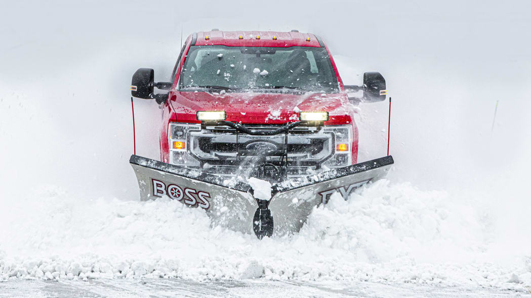 2020 Ford Super Duty Plow 3
