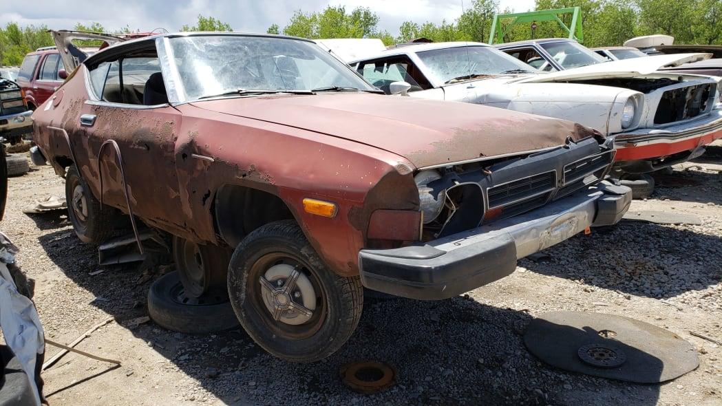 00 - 1978 Datsun 200SX in Colorado junkyard - photo by Murilee Martin