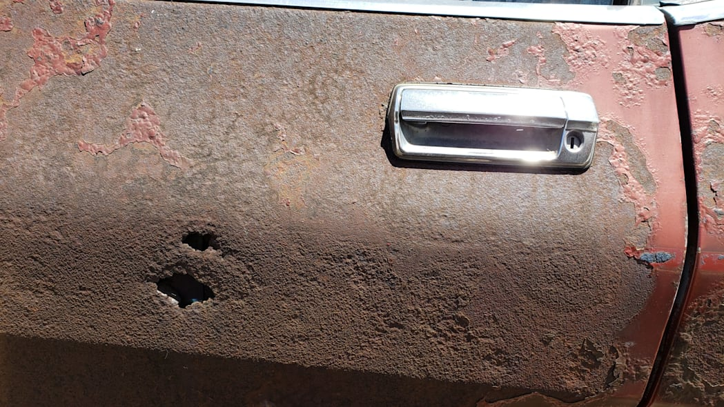08 - 1978 Datsun 200SX in Colorado junkyard - photo by Murilee Martin