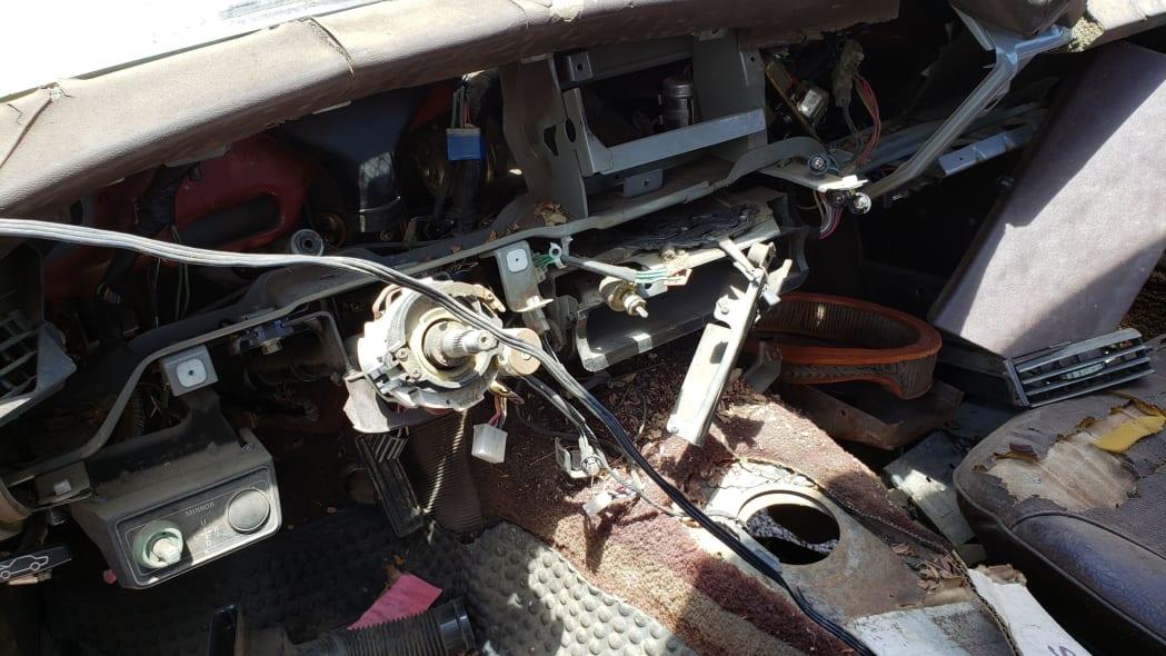 13 - 1978 Datsun 200SX in Colorado junkyard - photo by Murilee Martin