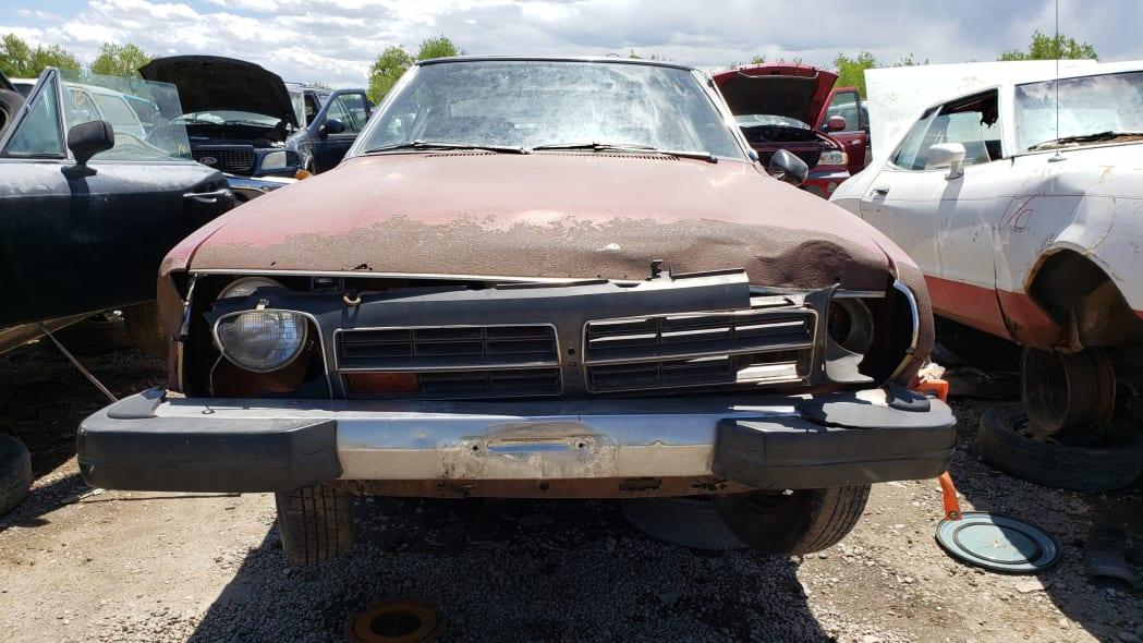 25 - 1978 Datsun 200SX in Colorado junkyard - photo by Murilee Martin