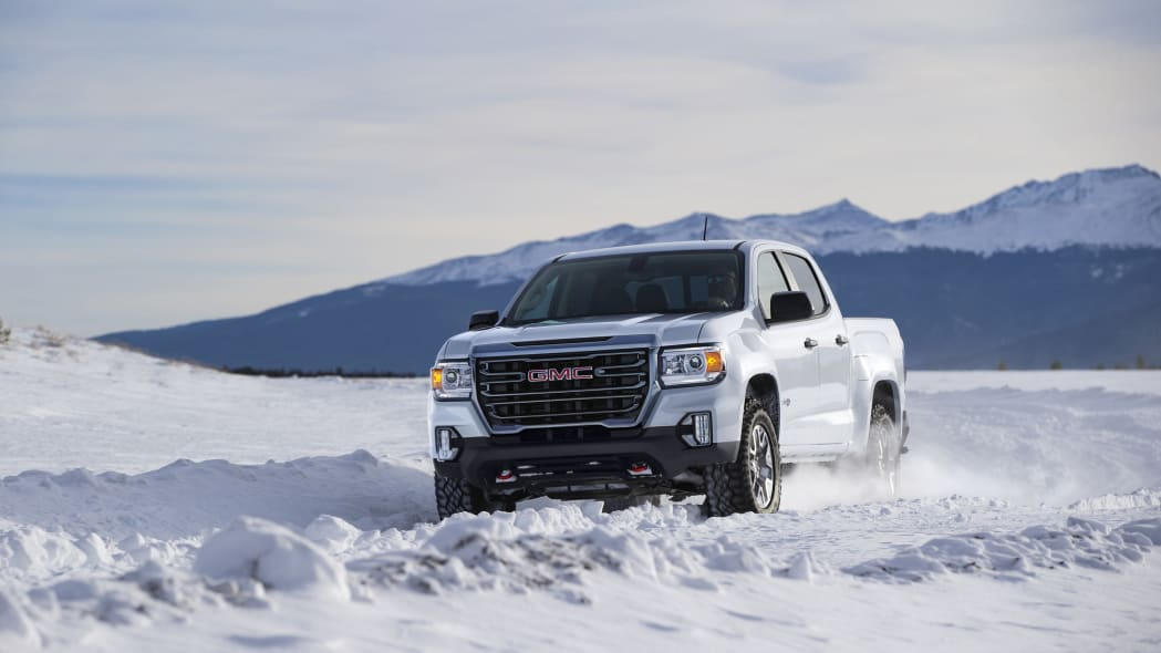 2021 GMC Canyon AT4