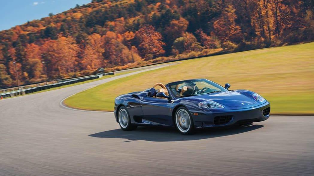 1999-2005 Ferrari 360