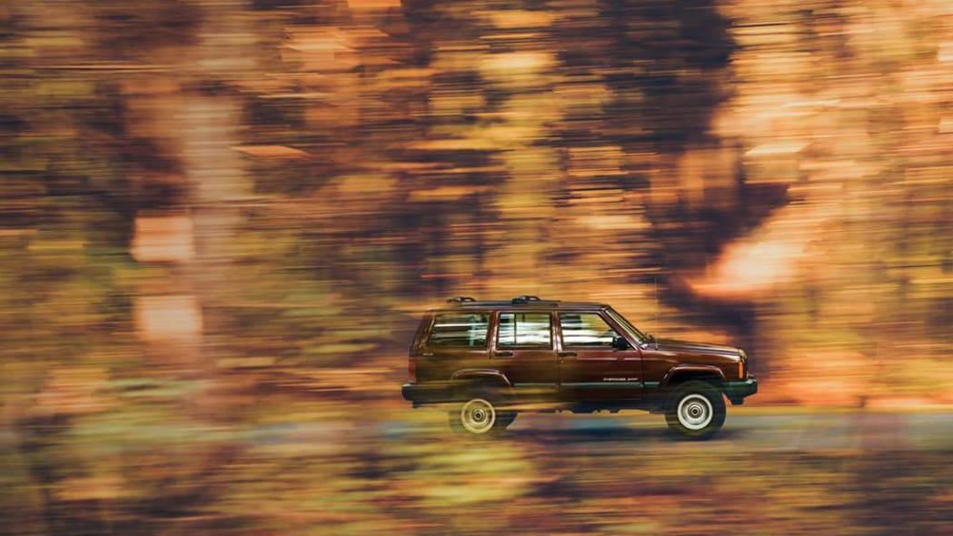1984-2001 Jeep Cherokee