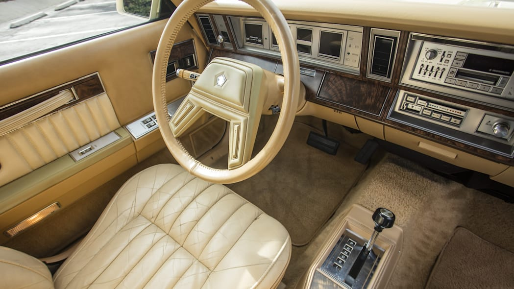 1986 Chrysler LeBaron Town & Country Convertible